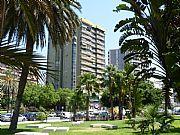 Jardines de Picasso, Malaga, España