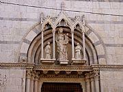 Iglesia de San Michele in Borgo, Pisa, Italia