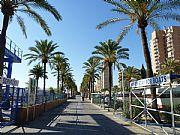 Foto de Fuengirola, Puerto de Fuengirola, España - Instalaciones portuarias