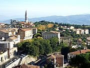 Via Cortone, Perugia, Italia