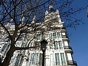 Plaza de Santa Ana, Madrid, España