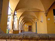 Piazza di San Giovanni, Volterra, Italia