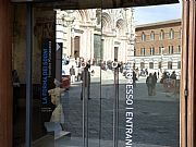 Piazza del Duomo , Siena, Italia