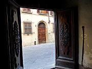 Via San Lino, Volterra, Italia