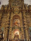 Camera Fuji Fine Pix Retablo principal de Santa María la Mayor José Baena Reigal Gallery RONDA Photo: 17415