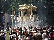 Virgen de Lagrimas y Favores, Malaga, España