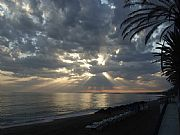 Paseo Maritimo, Marbella, España