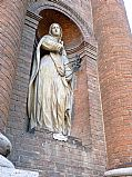 Iglesia de San Cristoforo, Siena, Italia