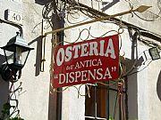 Via del Castello, Frascati, Italia