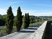 Via dei Canneti, Montepulciano, Italia
