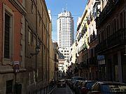 Calle Leganitos, Madrid, España