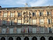 Plaza Mayor, Madrid, España