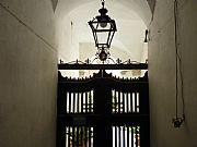 Via del Castello, San Gimignano, Italia