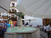 Plaza de los Naranjos, Marbella, España