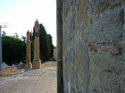 Iglesia de San Giusto Nuovo , Volterra, Italia