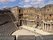 Teatro romano, Bosra, Siria