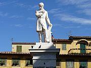 Piazza Mazzini, Pisa, Italia