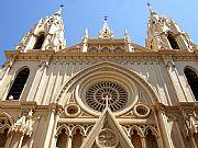 Iglesia del Sagrado Corazon, Malaga, España
