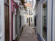 Calle Buitrago, Marbella, España