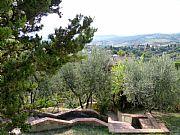 Rocca di Montestaffoli, San Gimignano, Italia