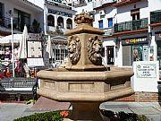 Plaza de la Constitucion, Mijas, España