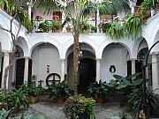 Pasillo de Santa Isabel, Malaga, España