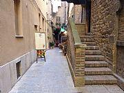 Vicolo Falconcini, Volterra, Italia