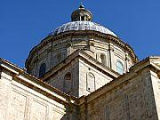 Santuario de San Biagio, Montepulciano, Italia