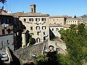 Mirador Piazza XX Settembre, Volterra, Italia
