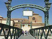 Pasillo de Santo Domingo, Malaga, España
