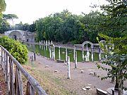 Foto de Villa Adriana, Italia - Vista del Estanque