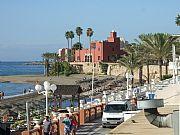 Playa de Santa Ana, Benalmadena, España