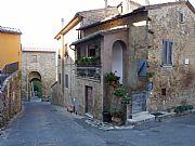 Via delle Coste, Montepulciano, Italia