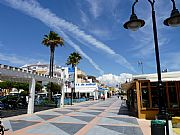 Paseo Maritimo de La Carihuela, Torremolinos, España