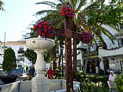 Plaza de la Villa, Mijas, España