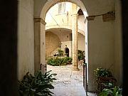 Piazza del Castello, San Gimignano, Italia