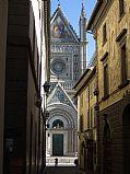 Via Maitani, Orvieto, Italia