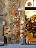 Via Giacomo Matteotti, Volterra, Italia