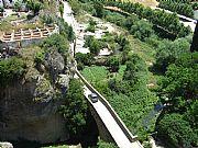 Camera Fuji Fine Pix Puente Romano y tintorería árabe José Baena Reigal Gallery RONDA Photo: 17417