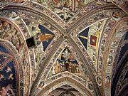 Baptisterio de San Giovanni , Siena, Italia