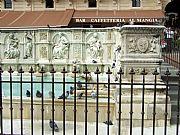 Fontana Gaia, Siena, Italia