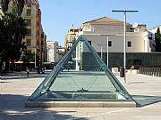 Calle Alcazabilla , Malaga, España