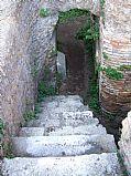 Termas del Foro, Ostia Antica, Italia