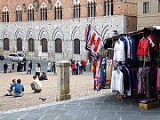 Il Campo, Siena, Italia