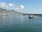 Foto de Fuengirola, Puerto de Fuengirola, España - A disfrutar de la calma