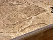 Muralla occidental, Masada, Israel