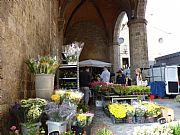 Piazza del Duomo, San Gimignano, Italia