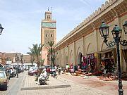 Kasbah de Marrakech, Marrakech, Marruecos
