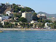 Bahia de Malaga, Malaga, España