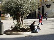 Calle de la Montera, Madrid, España